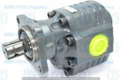Поршневой насос Hyva серия ISO 4H