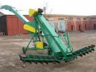 Spare parts to grain loaders