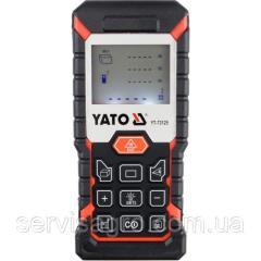 Дальномер лазерный YATO 8-режимный,  0, 05 -...
