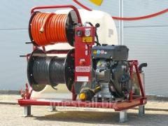 Kanalopromyvochny COMPACT 150 bar/40 liter car