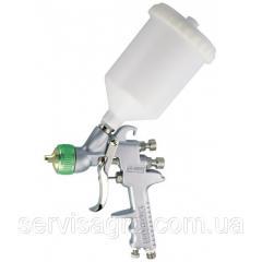 Покрасочный пистолет система LVLP, 2 Атм, 283 л/мин, дюза 1,4мм