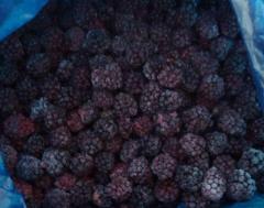 The blackberry frozen it is SOLD