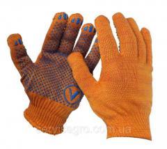 Перчатки рабочие 21105-V СТАЛЬ