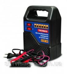 Автомобильное зарядное устройство AC01 Technics , 6В/12В, 4/6/8A