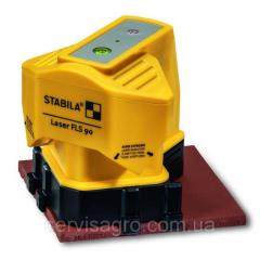 Нивелир лазерный STABILA FLS 90: расстояние 15м для напольного покрытия