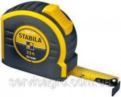 Рулетка STABILA Type BM40 полиамидное покрытие ленты