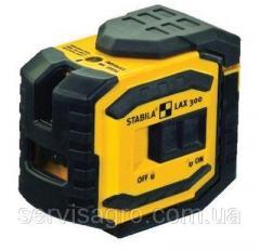 Самонивелирующий лазерный прибор STABILA Type LAX 300 с функцией отвеса , точность +-0,2мм/м