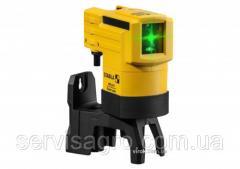 Уровень-проэктор лазерный STABILA LAX 50 G 30м