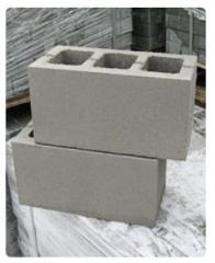 Blocks are wall concrete hollow: blocks are wall,