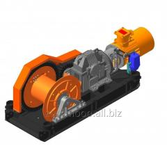 Лебедка шахтная ЛМТ-300, запасные части лебедки