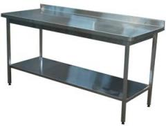 Металлические столы