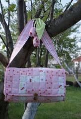 Author's Tulips bag