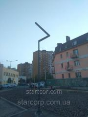 "Lighting poles park ""Exclusive"" with..."
