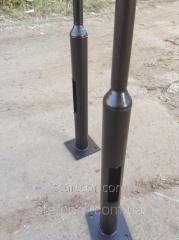 Masten für Außenbeleuchtung