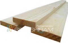 Доски твердых пород древесины