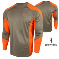 Футболка для охоты сигнальная Browning NTS Upland Shirt