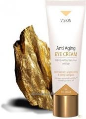 VISION Skincare Eye Cream with Silk Acacia Extract