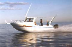 Алюминиевые прогулочные и рабочие катера