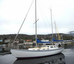 Парусные яхты