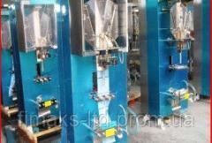 Автомат разлива жидкости в пленку