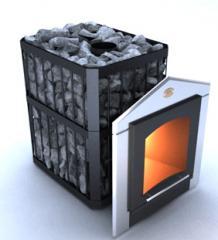 Печь-каменка Пруток-панорама ПКС -04...
