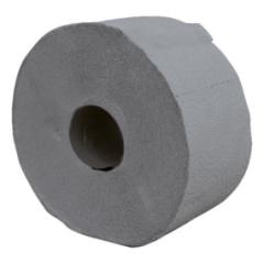 Туалетная бумага большой рулон 65% белезны