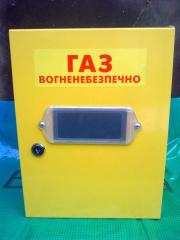 Case for a gas meter of G-4