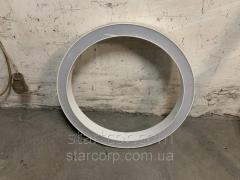 LED Internal suspended round lamp 1200 mm