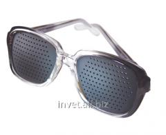 Points simulators Laser Vision glasses