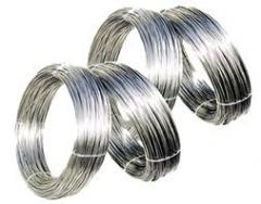 Wire zinc always available