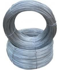 Wire galvanized always available - a wide choice