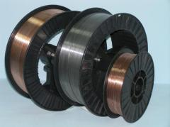 Wire tungsten always available