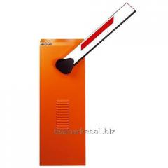 Шлагбаум автоматический FAAC 615BPR STD WINTER -40°C (стрела прямоугольная 4,8 м) (Италия)