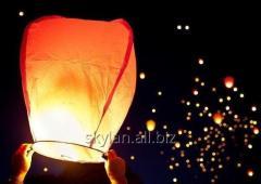 Небесні ліхтарики