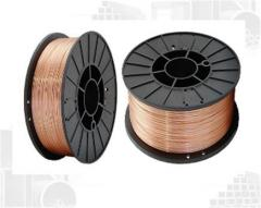 Wire welding copperplated - wholesales on all