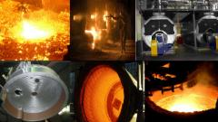 The metallurgical equipment sale from the company