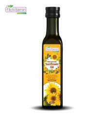 Sunflower oil cold pressed 250 ml