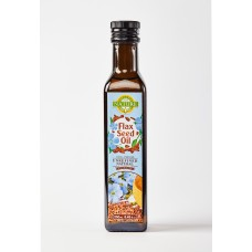 Oil from flax seeds, 250ml