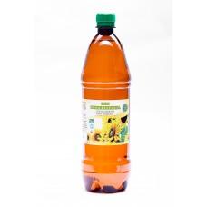Sunflower oil, cold pressed, 1 liter
