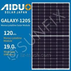 Солнечная панель AIDUO GALAXY 120S-305 [305 Вт] Mono / 5 BB