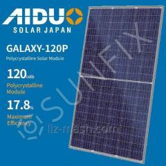 AIDUO Солнечная панель AIDUO GALAXY 120P-285...
