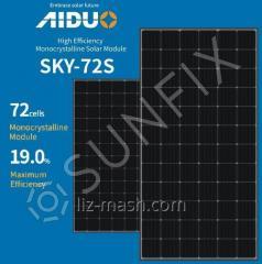 Солнечная панель AIDUO SKY 72S-365 [365 Вт] Mono / 5 BB