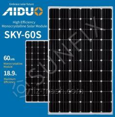 Солнечная панель AIDUO SKY 60S-305 [305 Вт]...