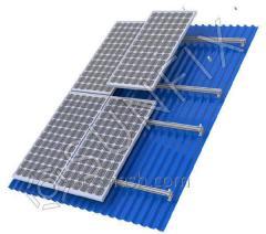 Алюминиевая конструкция на крышу для...