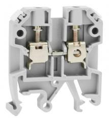 Зажим наборный ЗНИ- 6мм2 (JXB50А) серый IEK