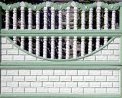 Concrete fences, Brovara