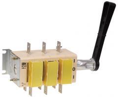 Выключатель-разъединитель ВР32И-31B71250 100А на 2