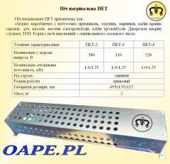 Heatings equipment