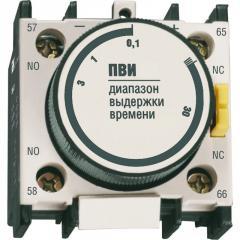 Приставка ПВИ-12 задержка на вкл. 10-180сек. 1з+1р