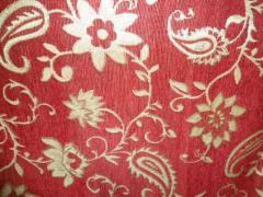 Furniture and upholstering fabrics
